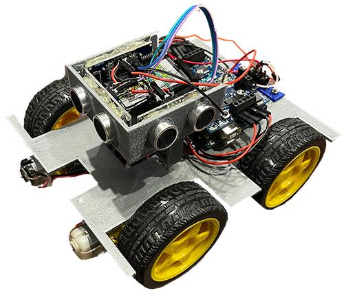 Arduino robot car